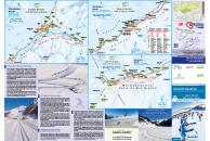 Dolomiti Nordic Ski Cross Country Ski Map