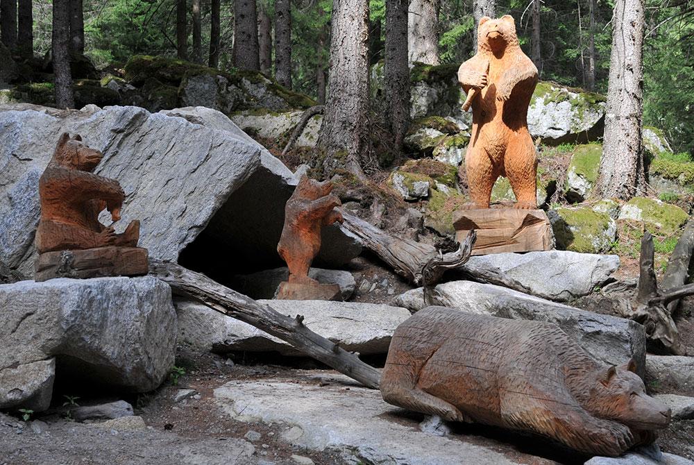 Hexensteig Klettersteig : Geheimtipp hexensteig silenen abenteuerfieber